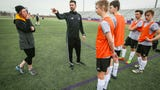 Norwalk soccer player Ethan Froehlich is believed to be the only deaf soccer player competing for a sanctioned varsity team inIowa.