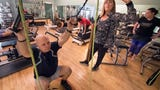 After a decade of limited success recovering from a mountain biking accident, Troy Dellorfano found hope in Pilates and trainer Denise Hart.