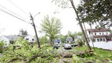 Overview of damage around Dutchess & Ulster Counties following Tuesday's storm.