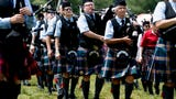 Clips from the Smoky Mountain Scottish Festival