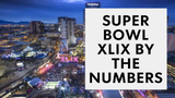 In 2015, Glendale hosted Super Bowl XLIX. What kind of impact did the NFL's most-watched game have? Here are the numbers.