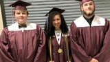Hear these three Stuarts Draft grads talk about what they will miss, definitely NOT miss ... and share thoughts about their graduating class.