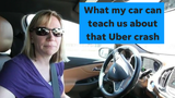 The Uber self-driving car that killed a pedestrian revealed an important tidbit about how we interact with technology, columnist Joanna Allhands says.