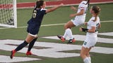 A pair of DMA players recount how they combined for the only goal of the title game.