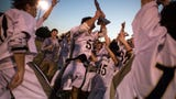 Salesianum won their 4th straight boy's lacrosse title after defeating Caesar Rodney Monday night.
