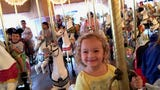 Daddy Duty columnist Tim Walters shoots video of his 3-year-old daughter Isabella at Disney World's Magic Kingdom.