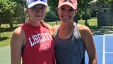 As Riverheads Jessica Milo and Emma Tomlinson prepare for the state tennis tourney, we found out how much the doubles partners know about one another