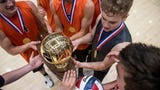 Northeastern tied the PIAA record for consecutive boys' volleyball state championships by winning its sixth consecutive title Saturday, June 9, 2018.