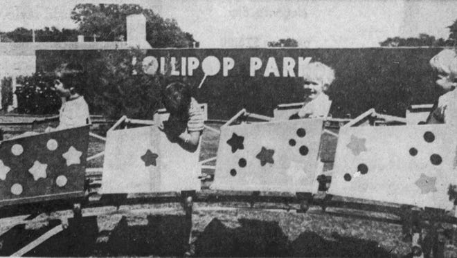 Lollipop Park entertained children from its east Sioux Falls home.