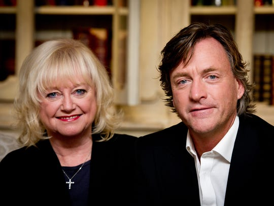 Richard Madeley and his wife, Judy Finnigan, are household