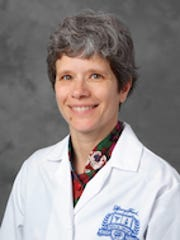 Kathleen Blumer, M.D.