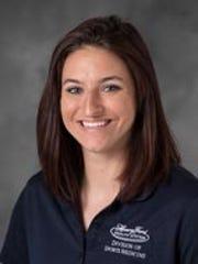 Lauren Rao, M.Ed., AT, ATC, CSCS