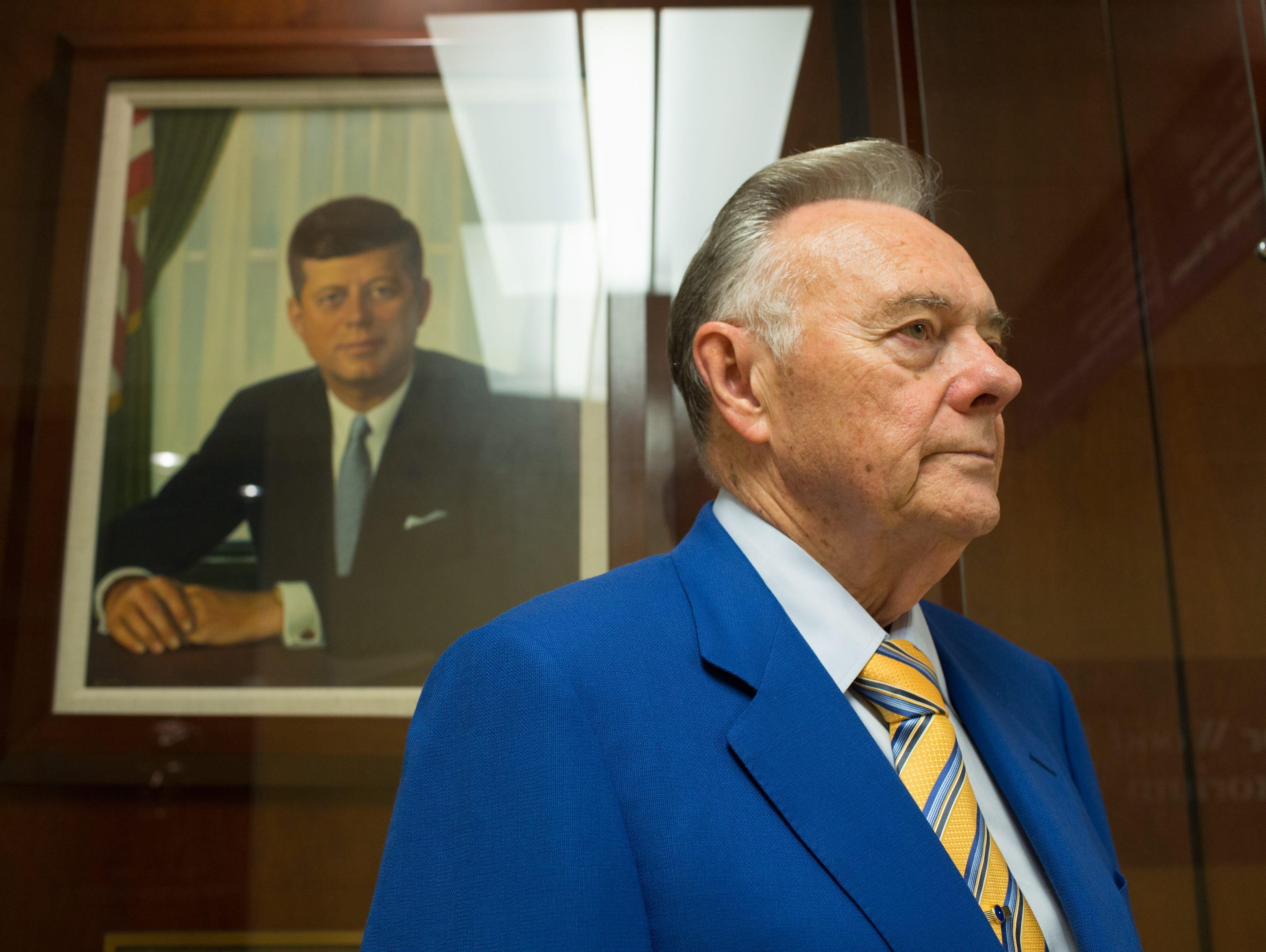 Ronald Jones JFK