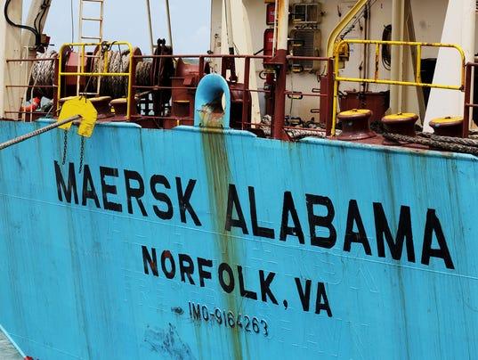 Maersk Alabama pirates