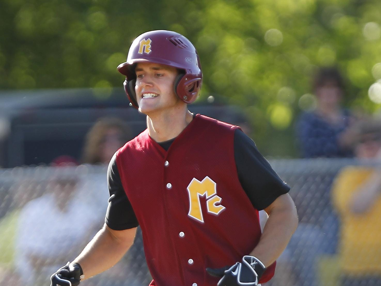 Braden Giroux is the 22nd player in McCutcheon history to be named to the North/South All-Star series.