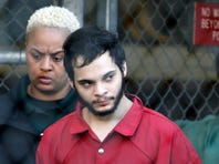 Alleged Florida airport gunman pleads not guilty