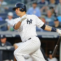 Yankees catcher Gary Sanchez is hitting .405 this season with 11 home runs in just 84 at-bats.