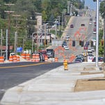 Months of work still to come on 6 major road projects