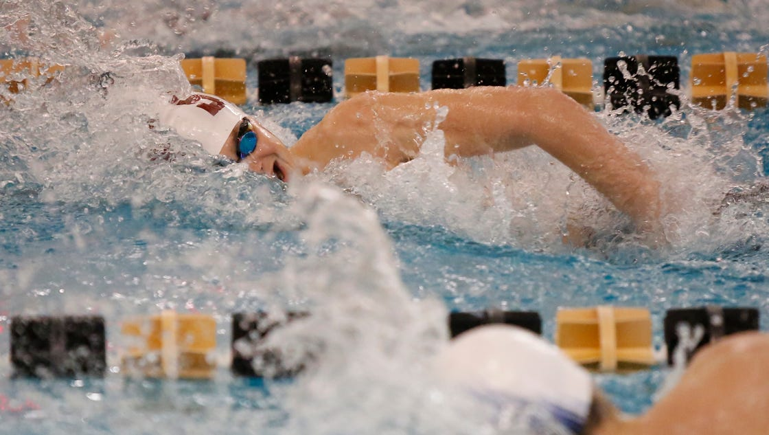 Section 1 swimming and diving championship results - Dive recorder results ...