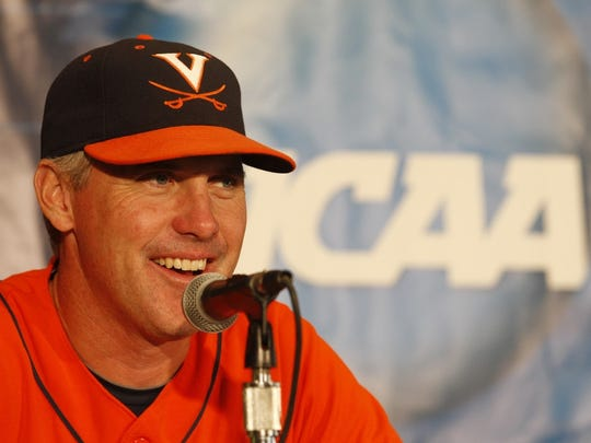 Virginia head coach Brian O'Connor personally recruited Allen Greene when O'Connor was an assistant coach at Notre Dame.