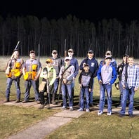 Oconto youth trap team wraps up second season