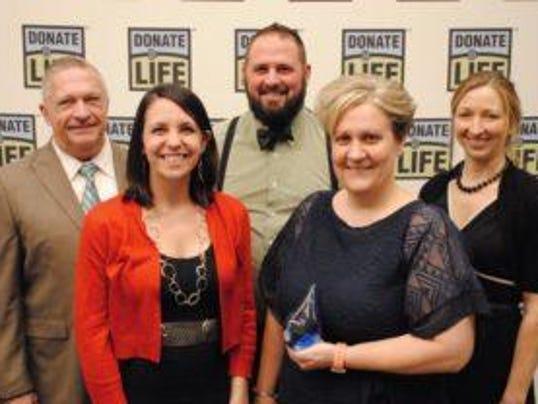 Trauma Services Loop Award
