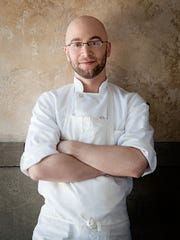 Greg Vernick, chef and co-owner of Vernick Food & Drink