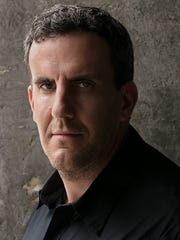 Author Paul Kix.