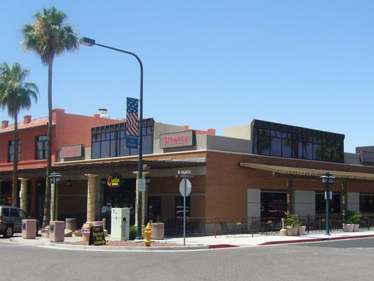 San Tan Brewery in downtown Chandler.