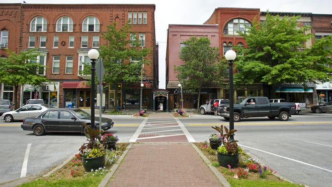 Census data show St. Albans City is among the communities in Vermont that has lost population.