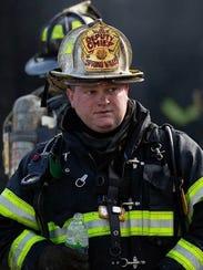 Spring Valley Fire Department Batallion Chief Ken Conjura