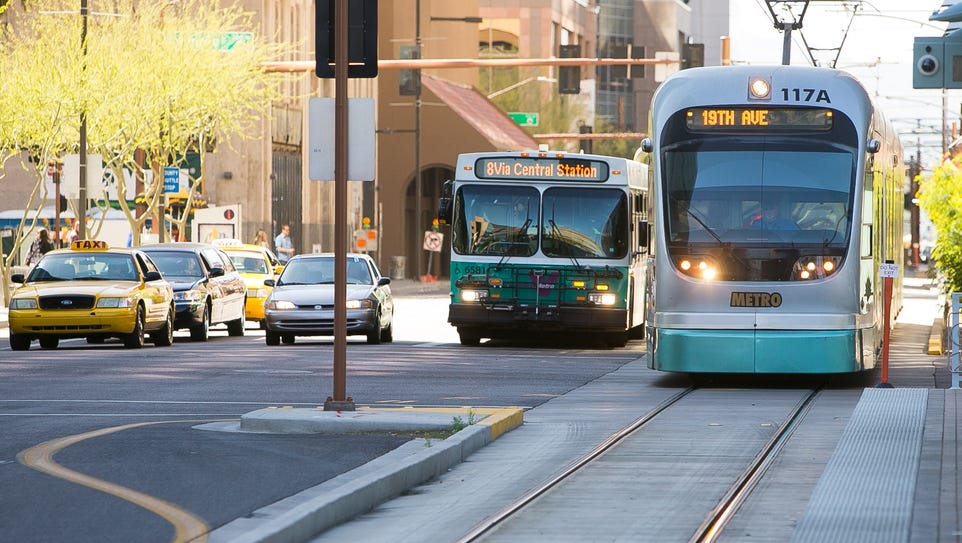 The Phoenix city manager has ordered a Valley Metro