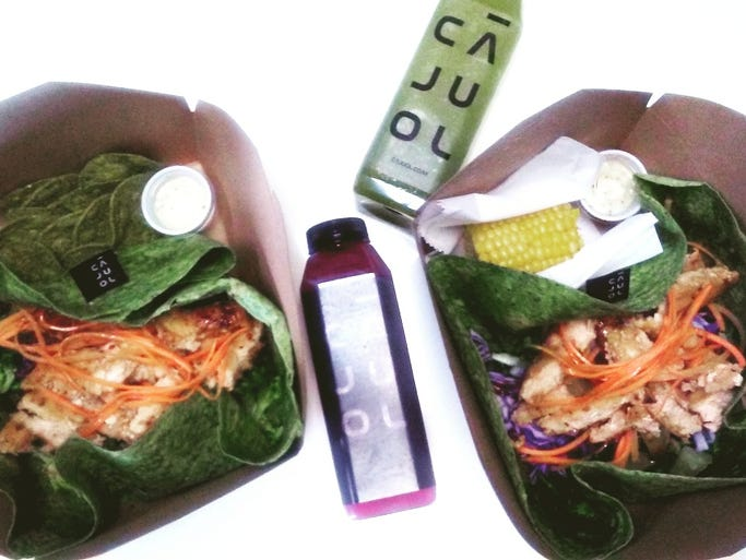 Organic Food Lunch Fort Myers