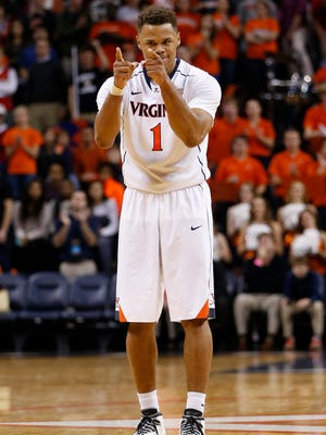 Justin Anderson and the Virginia Cavaliers have started 12-0.