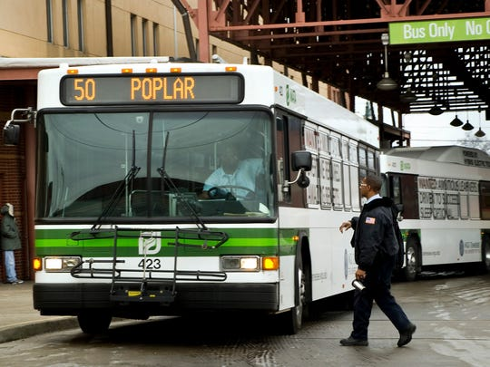 Feb 7, 2014 - Memphis Area Transit Authority buses