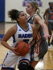 Lake View's Jordan Brooks finished her record-setting career with nearly 1,500 points.
