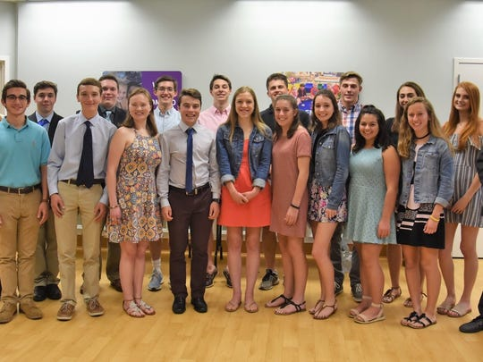 Rotary Club Foundation of Westfield 2018 college scholarship