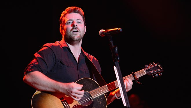 Chris Young will headline the Resch Center Theatre later this year.