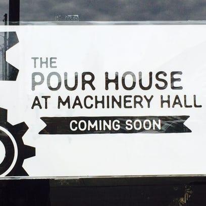 Pour House logo