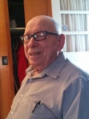 Harold Baughman, 93, is a Morrow County native who