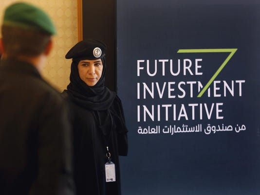 Saudi Arabia Investment Conference