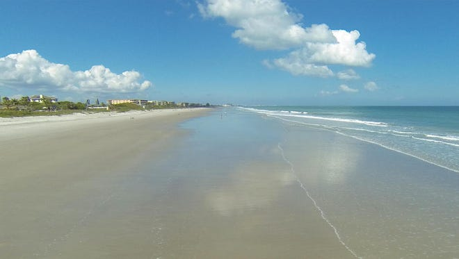 An oceanfront condominium at the Cocoa Cabanas in Cocoa Beach sold for $2.2 million.
