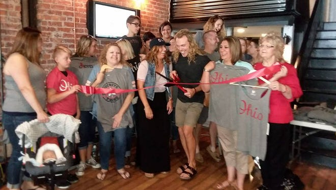 The Shirt Shack offers customers the ability to design their own t-shirts, as well as other items such as Ohio scripted merchandise.