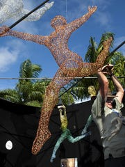 The Bonita Springs National Art Festival returns  Saturday and Sunday at Riverside Park.