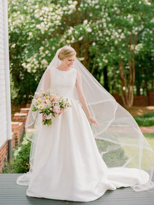 Weddings: Helen Meyer & John Sherman