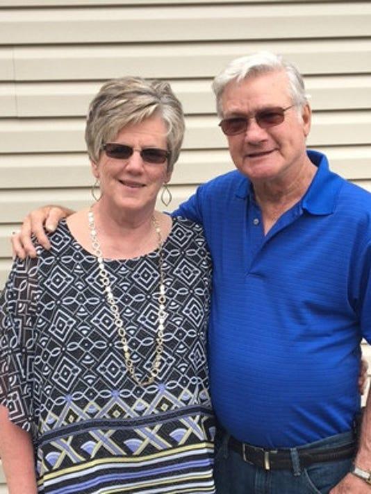 Anniversaries: Jerry Jones & Donna Jones