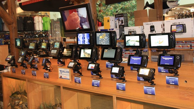 Anglers that are shopping for  electronics will find a huge selection of models to choose from.