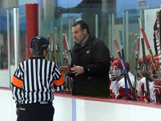 Boys Hockey: Kettle Moraine at Arrowhead
