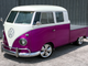1961 Volkswagen Double Cab Custom Truck