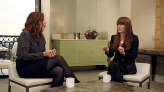 Screen grab of Above Average video 'Sound Advice – Jenny Lewis'